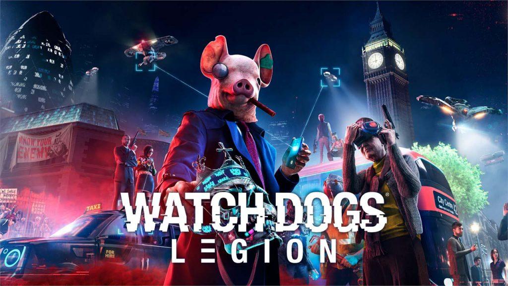 ترینر بازی Watch Dogs Legion