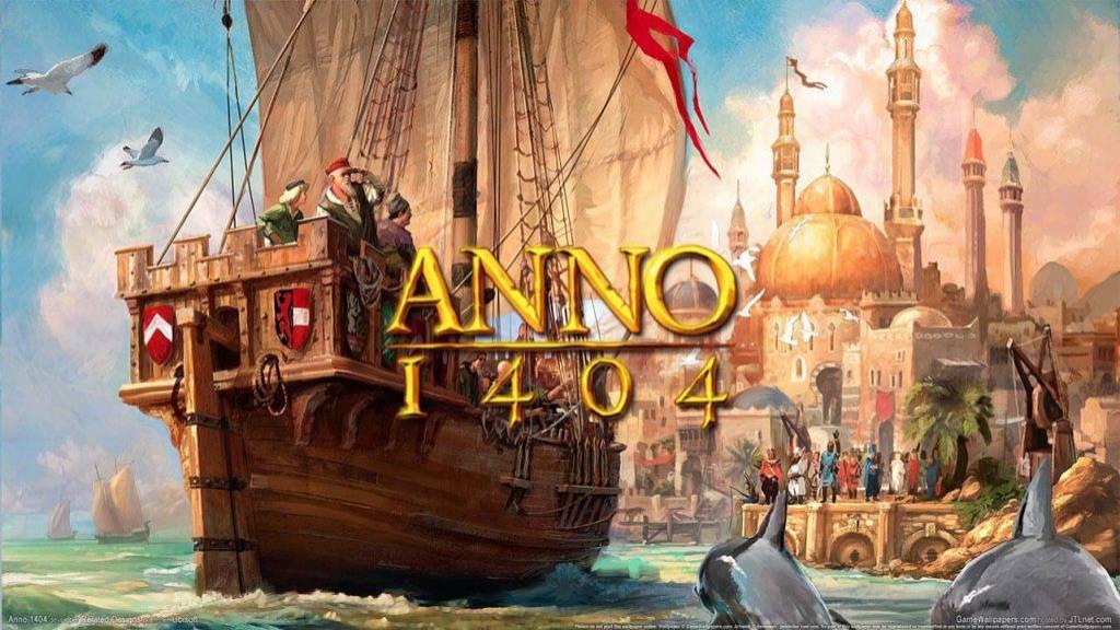 دانلود بازی Anno 1404 Gold Edition