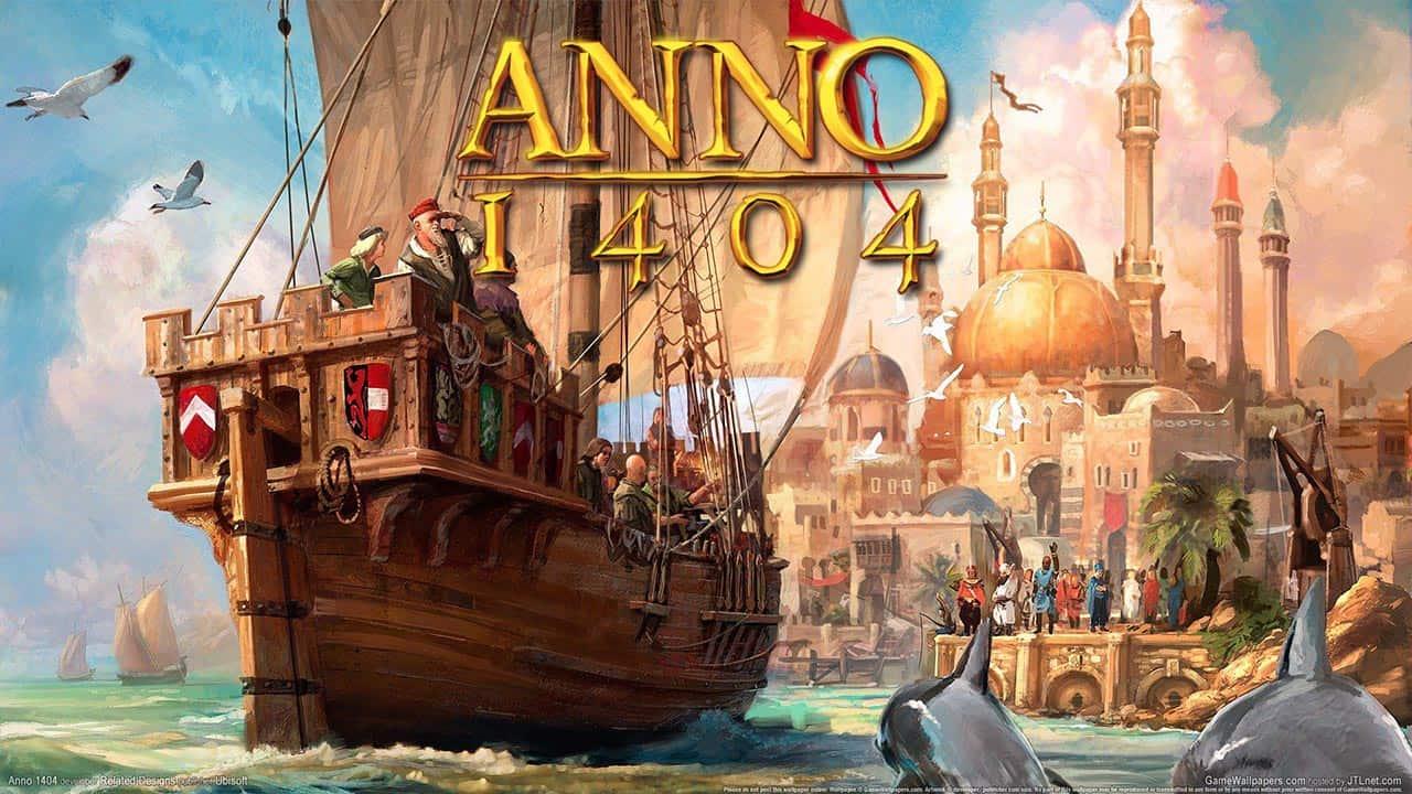 ترینر بازی Anno 1404