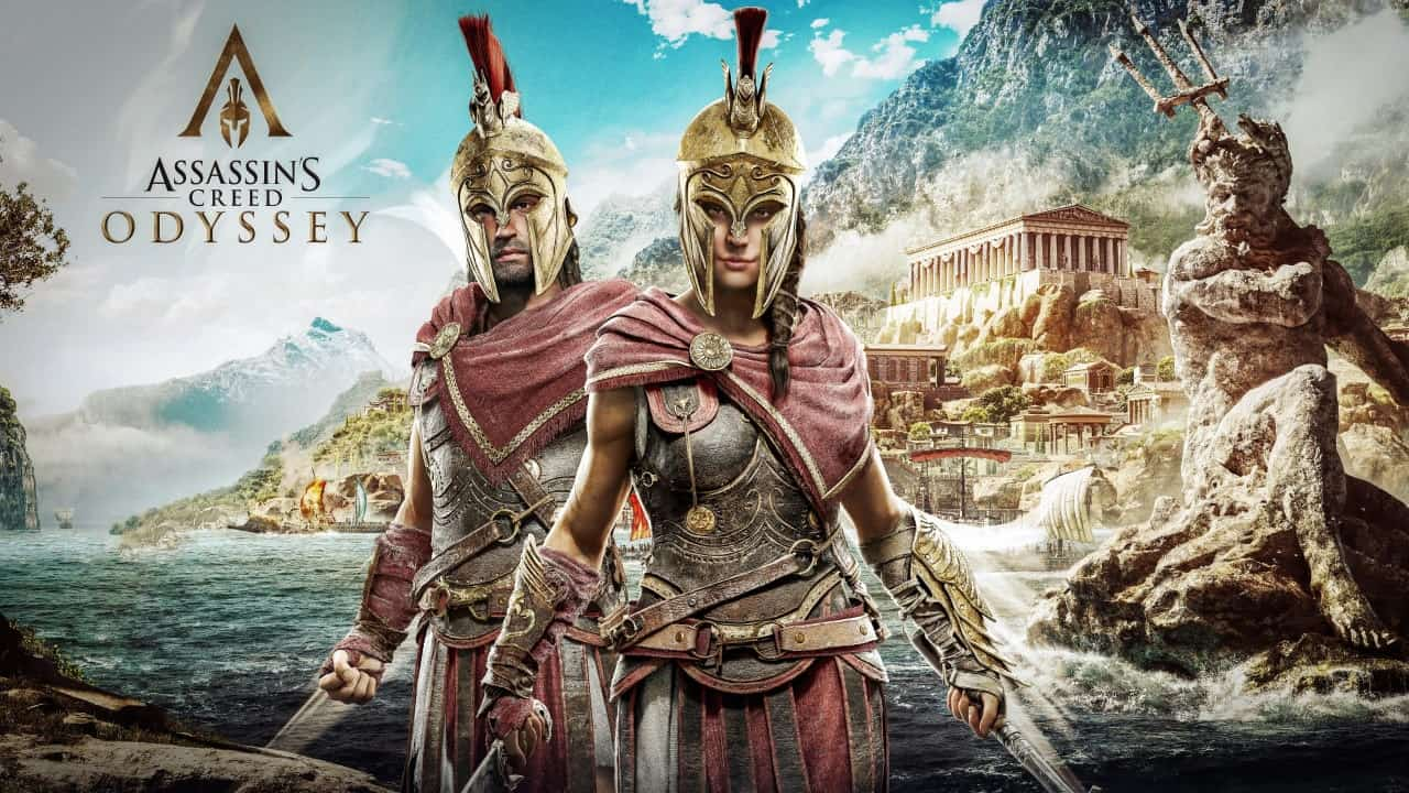 بازی Assassins Creed Odyssey برای PC