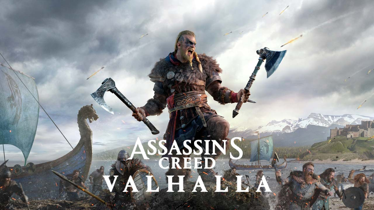 ترینر بازی Assassins Creed Valhalla