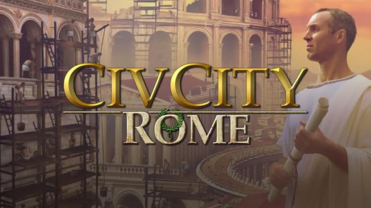 ترینر بازی CivCity Rome