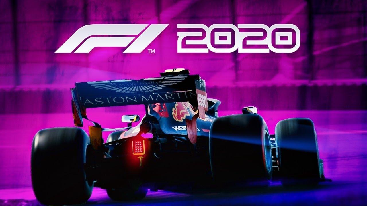 کرک بازی F1 2020