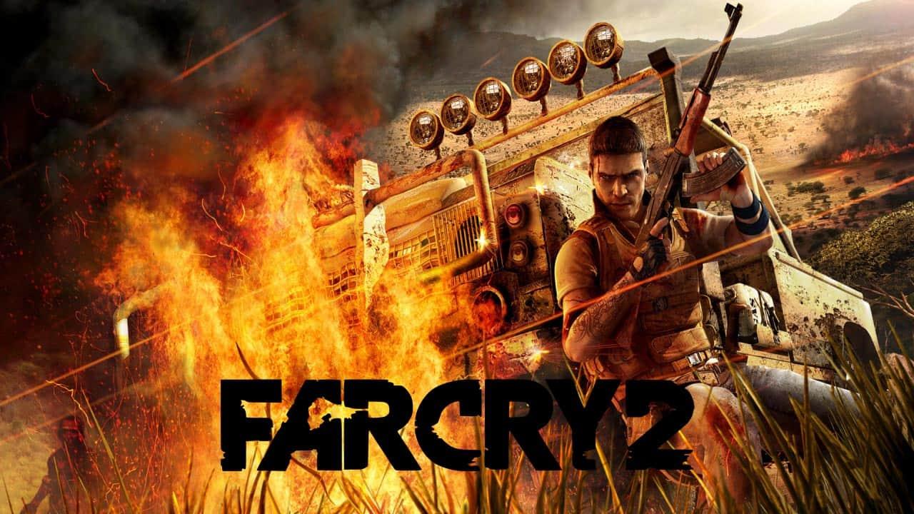 ترینر بازی Far Cry 2