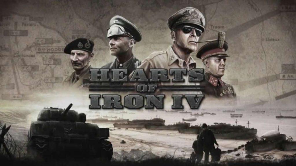 بازی Hearts of Iron IV برای PC