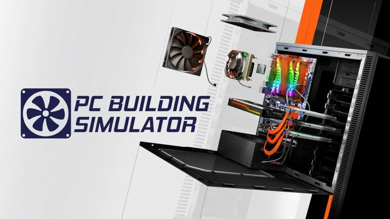 بازی PC Building Simulator برای PC