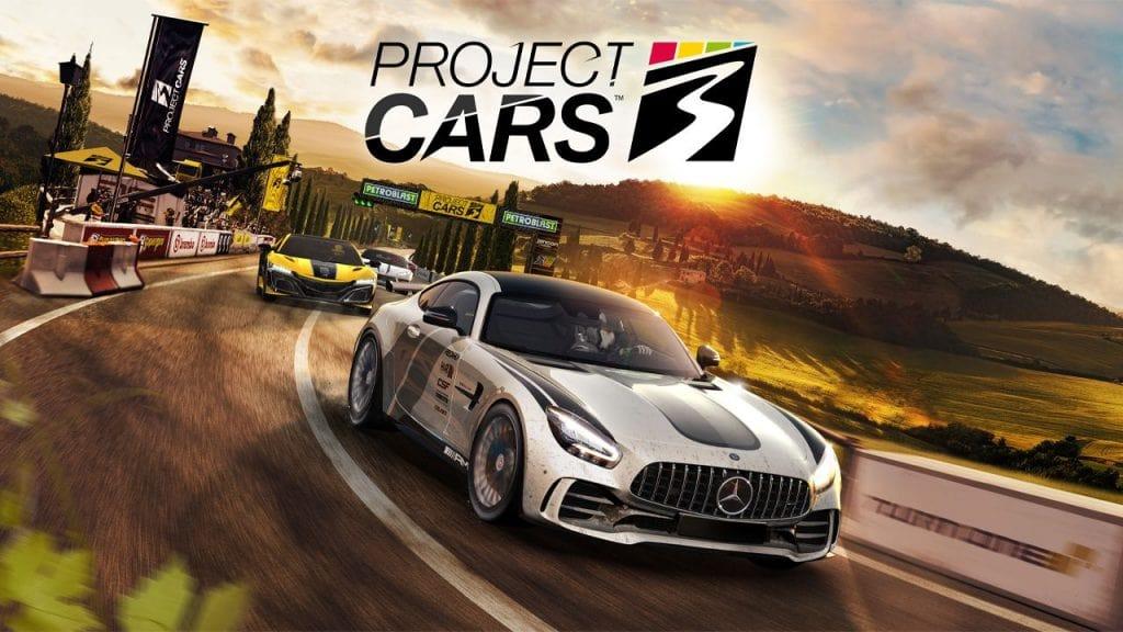 ترینر بازی Project Cars 3
