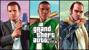 بازی Grand Theft Auto V برای PC
