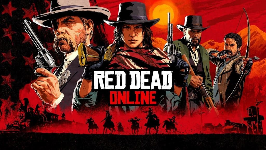 چیت بازی Red Dead Online