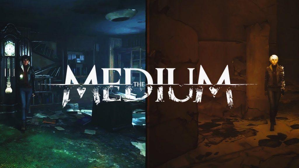 کرک بازی The Medium