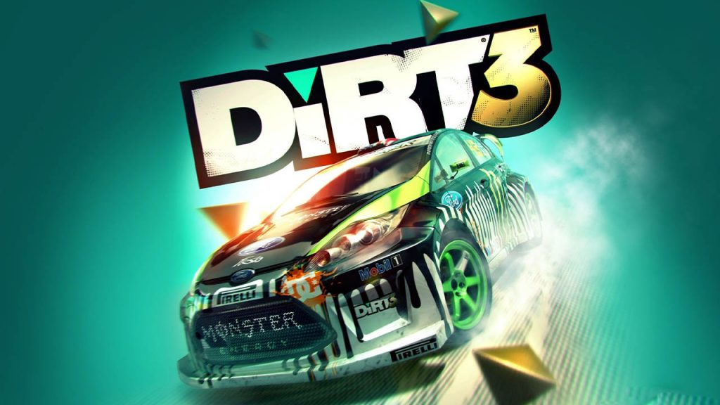 ترینر بازی Dirt 3