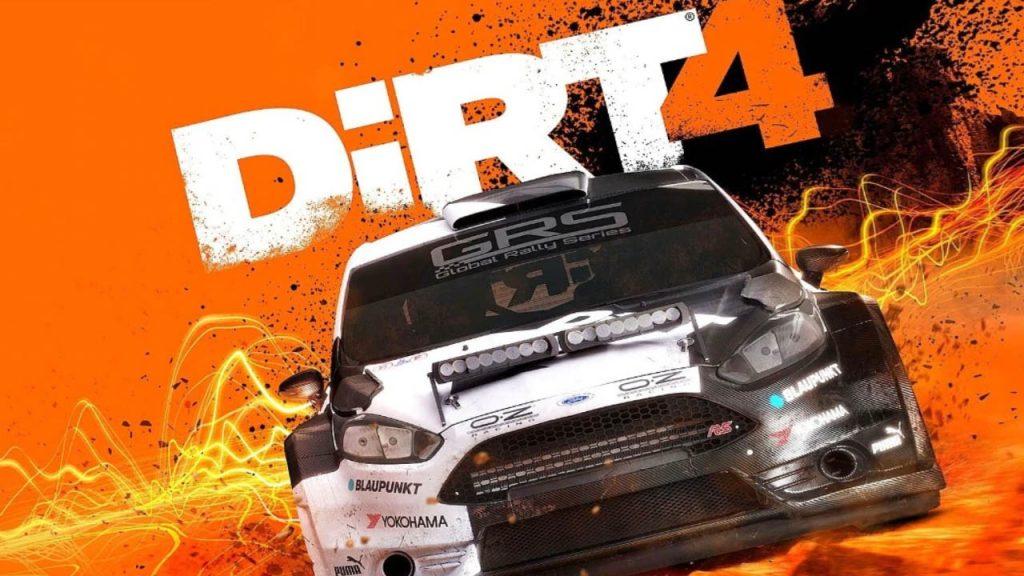 ترینر بازی Dirt 4