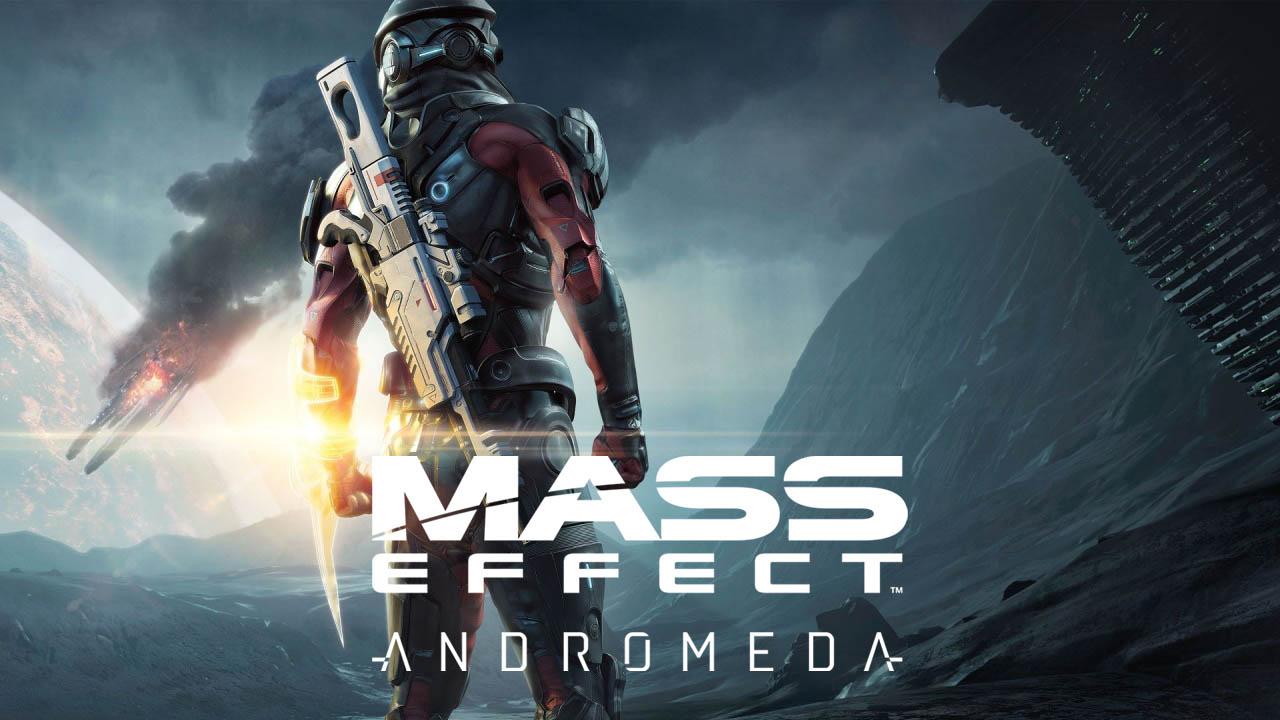 ترینر بازی Mass Effect Andromeda