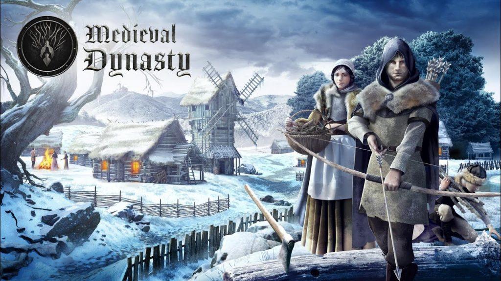 ترینر بازی Medieval Dynasty