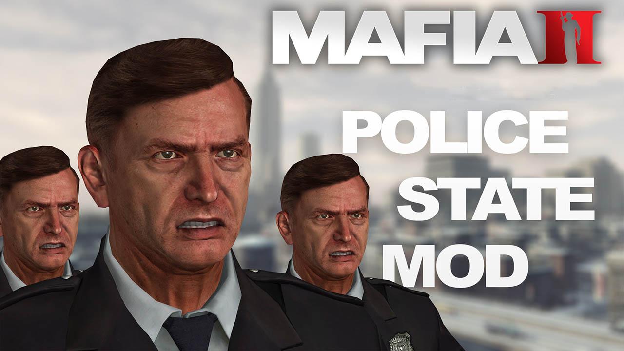 مد Police State برای Mafia 2