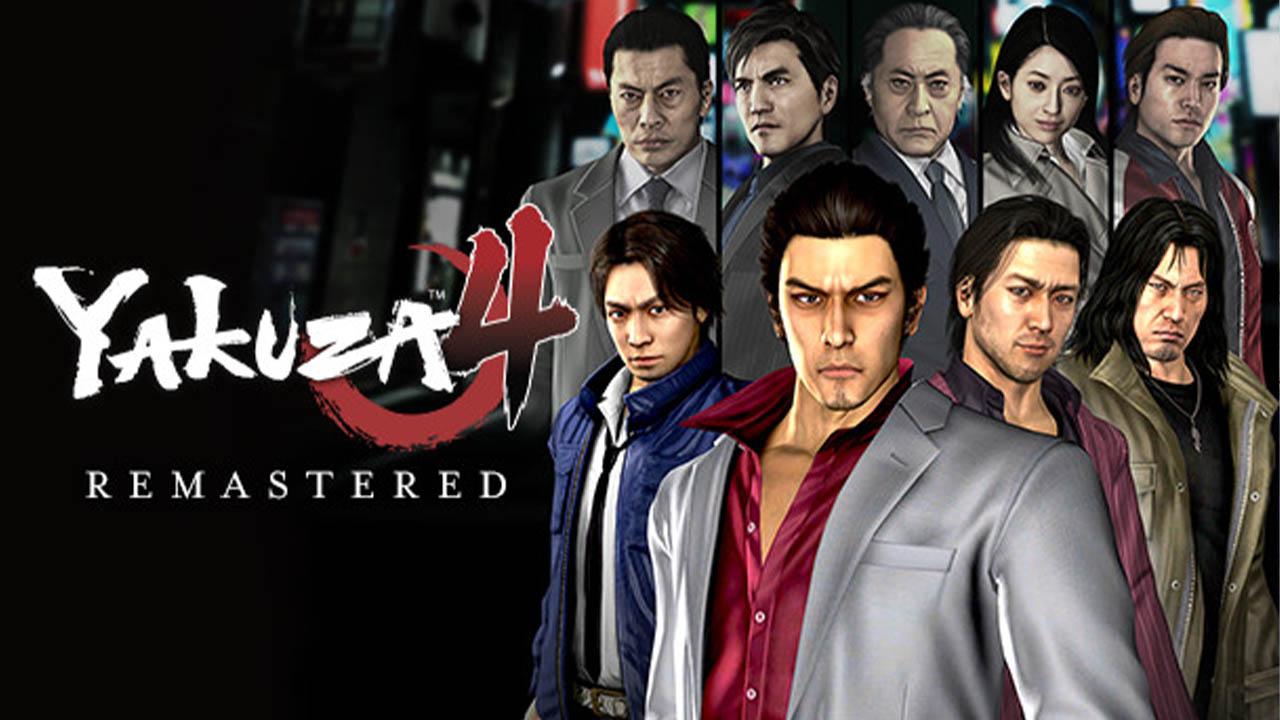 ترینر بازی Yakuza 4 Remastered