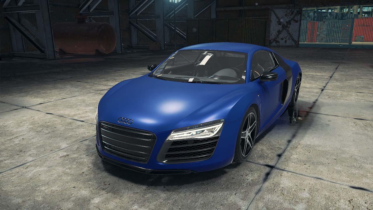 خودرو Audi R8 برای CMS 2018