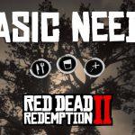 مد Basic Needs برای Red Dead Redemption 2