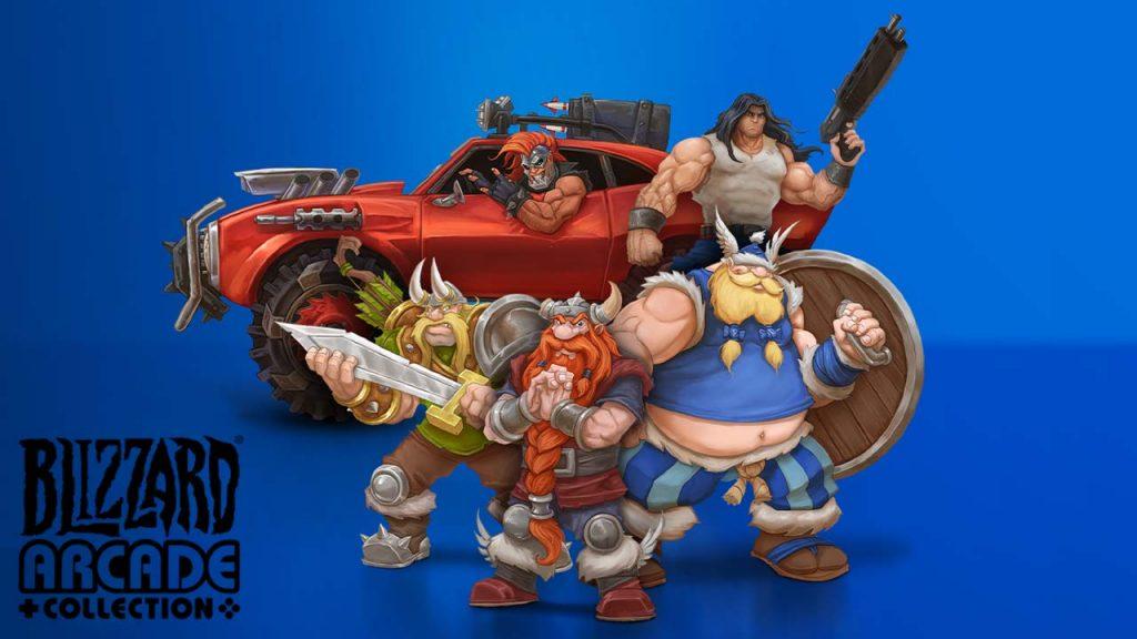 کرک بازی Blizzard Arcade Collection
