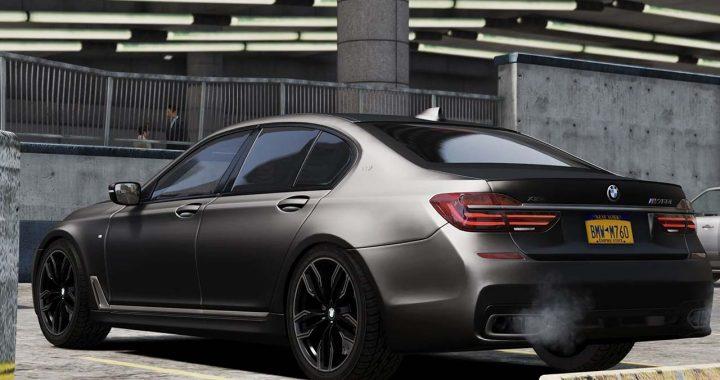 خودرو BMW M760i برای GTA V