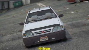 خودرو پراید 131 برای GTA V