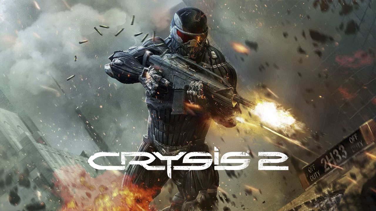 ترینر بازی Crysis 2