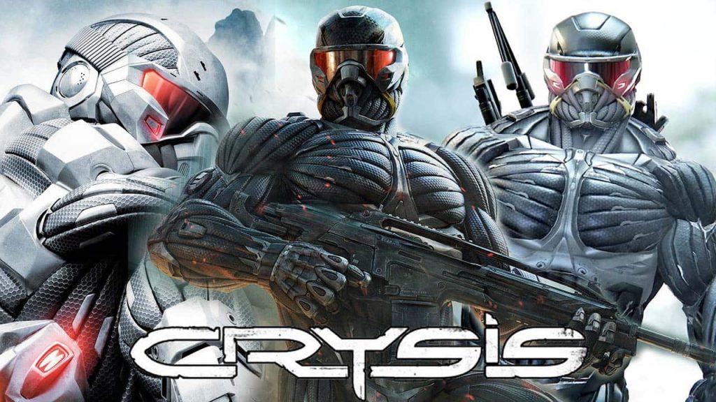 داستان مجموعه بازی Crysis