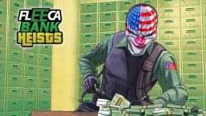 مد سرقت از بانک برای GTA V