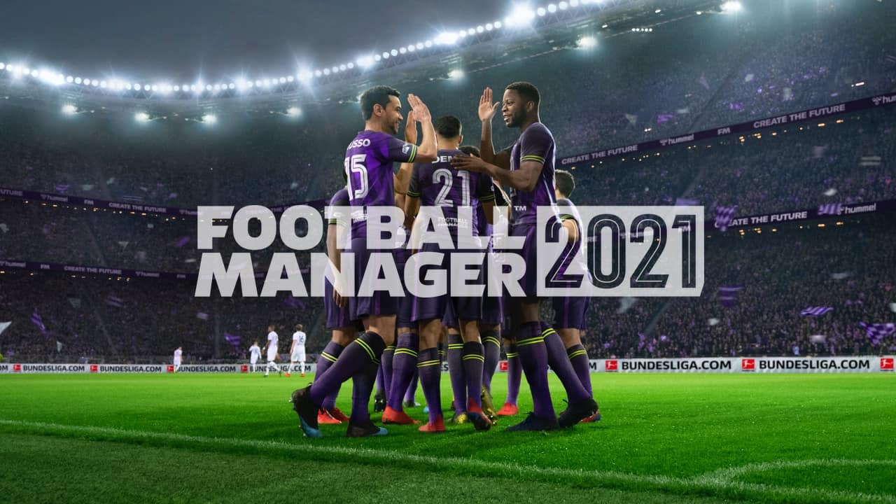 کرک بازی Football Manager 2021
