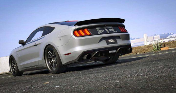 خودرو Ford Mustang GT 2015 برای GTA V