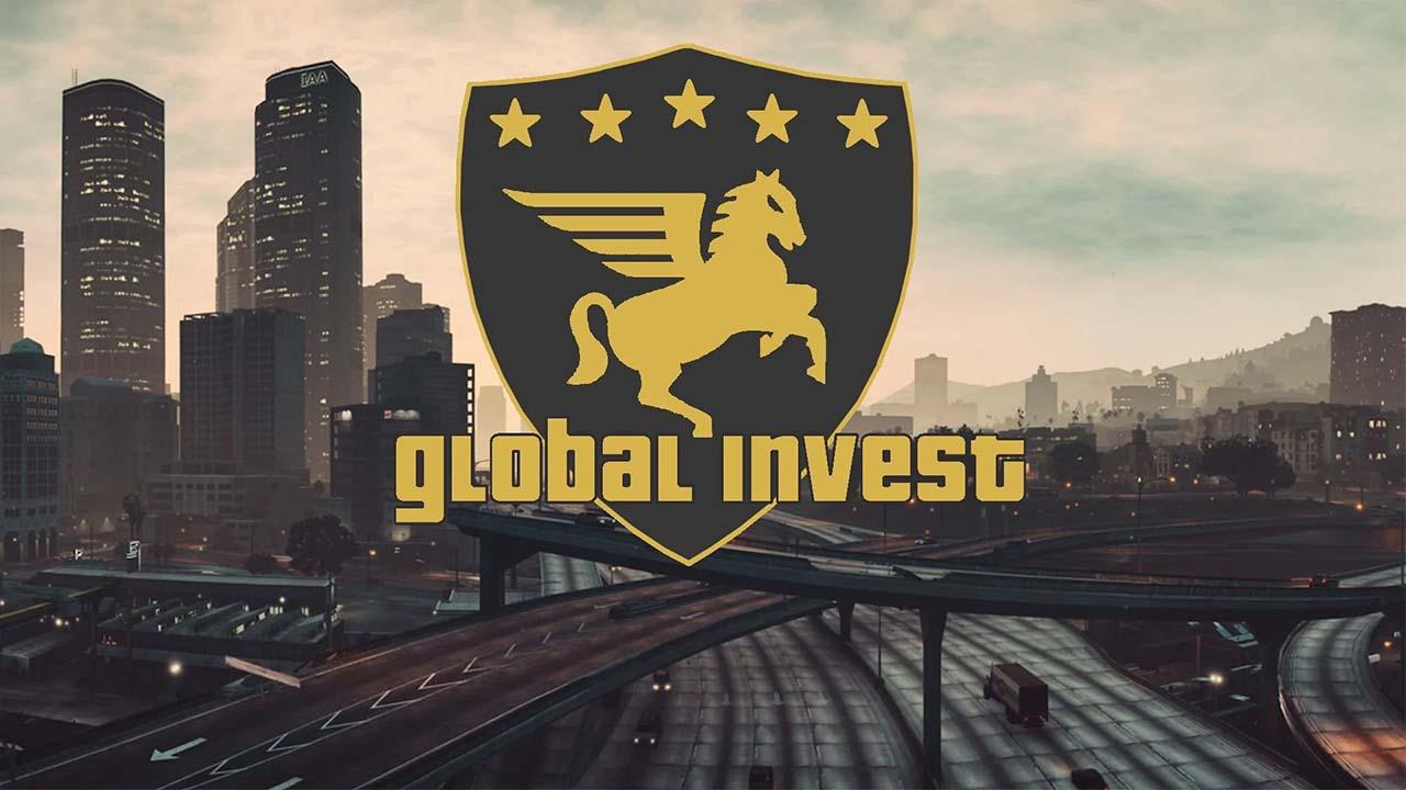 مد Global Invest برای GTA V
