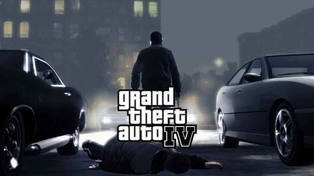 بازی GTA IV Complete Edition برای PC