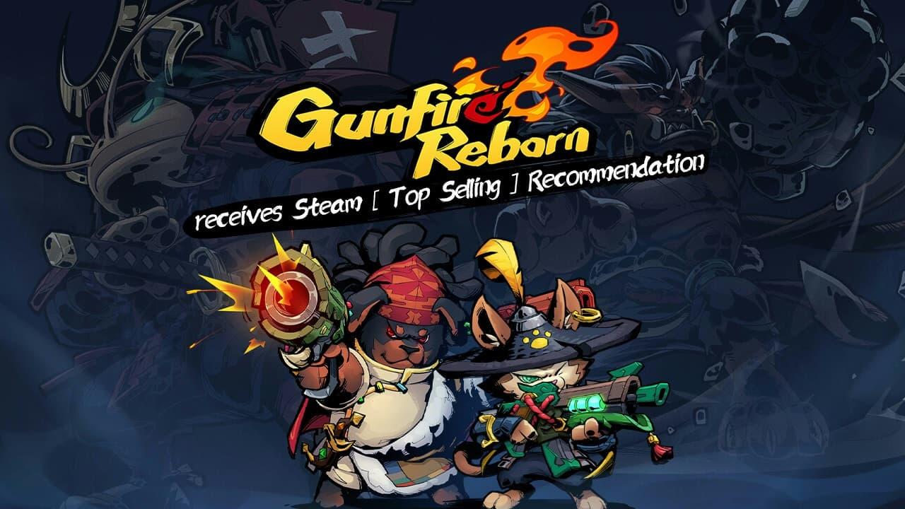 ترینر بازی Gunfire Reborn