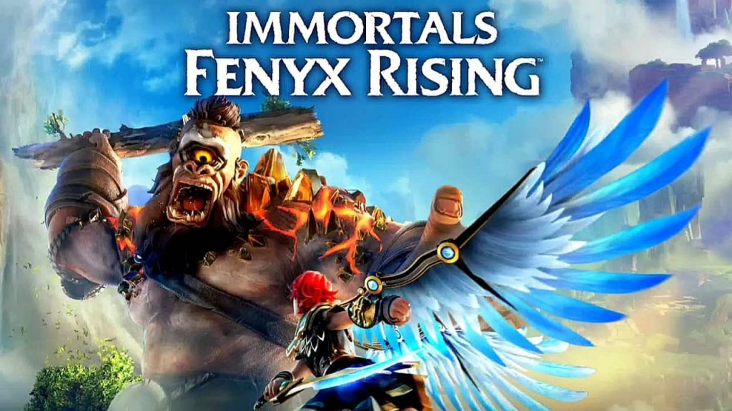 کرک بازی Immortals Fenyx Rising