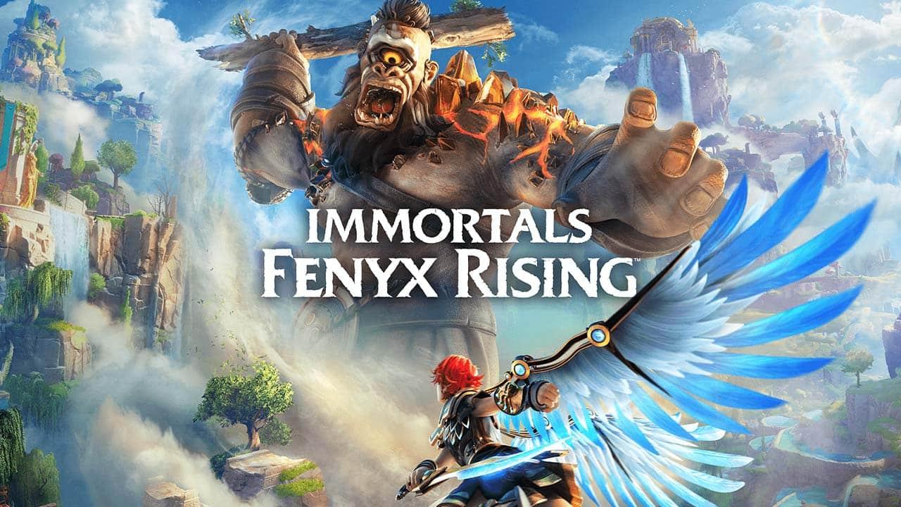 ترینر بازی Immortals Fenyx Rising