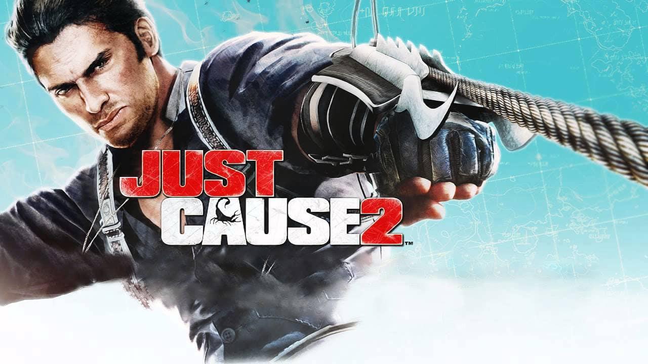 ترینر بازی Just Cause 2