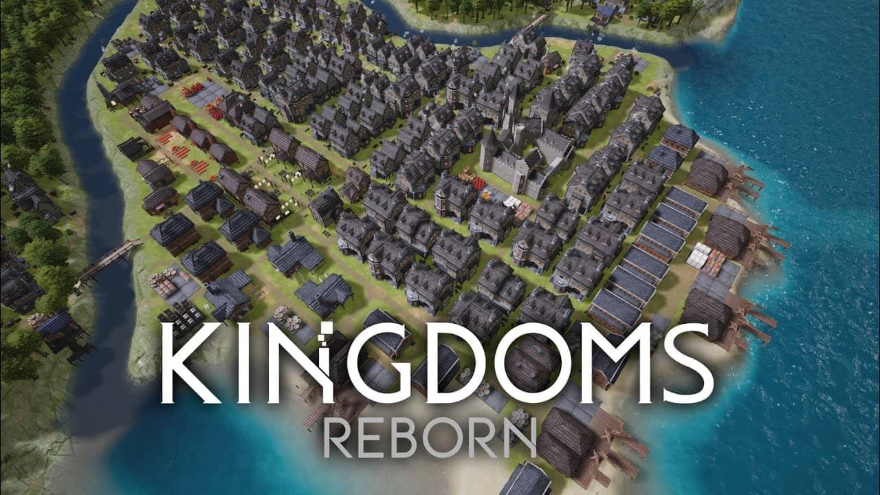 ترینر بازی Kingdoms Reborn