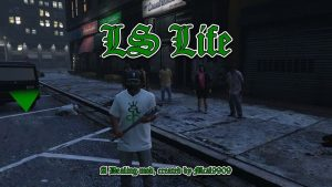 مد LS Life برای GTA V
