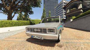 خودرو مزدا وانت برای GTA V