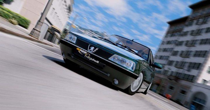 خودرو Peugeot 405 SLX برای GTA V