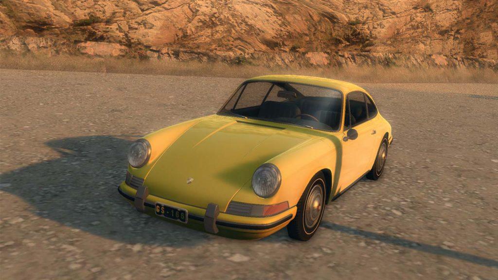 خودرو Porsche 901 برای Mafia 2