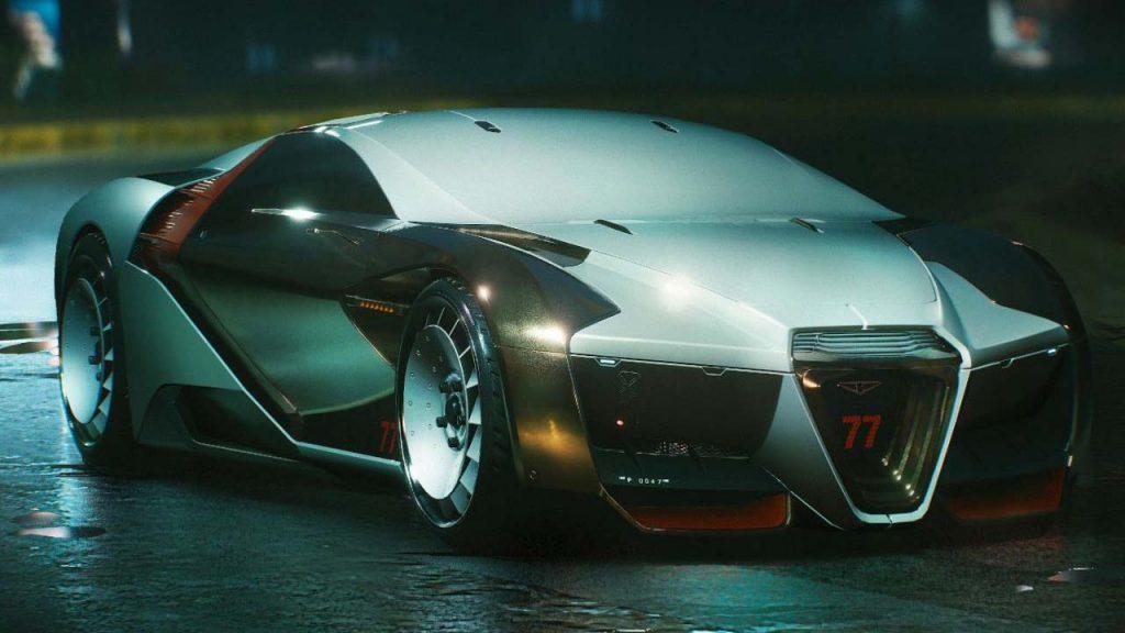 خودرو Rayfield Caliburn برای GTA V