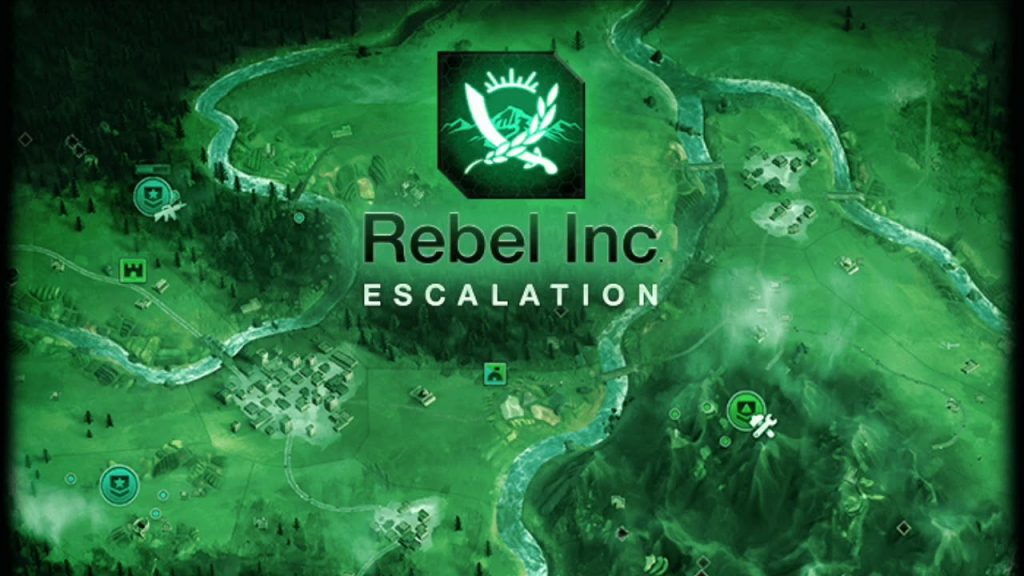 بازی Rebel Inc Escalation برای PC