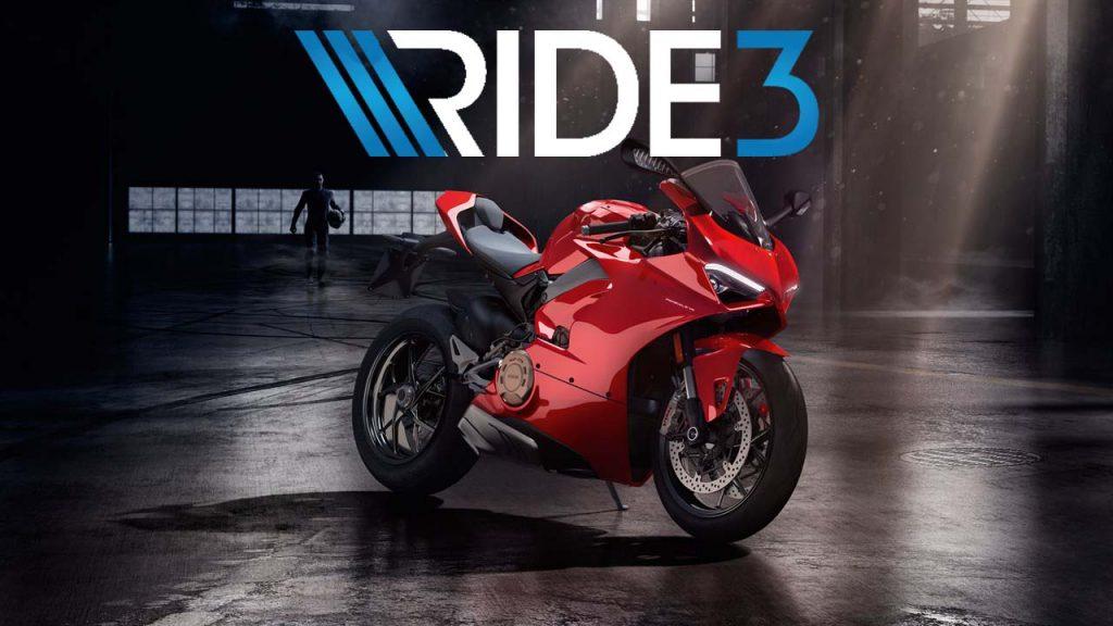 ترینر بازی Ride 3