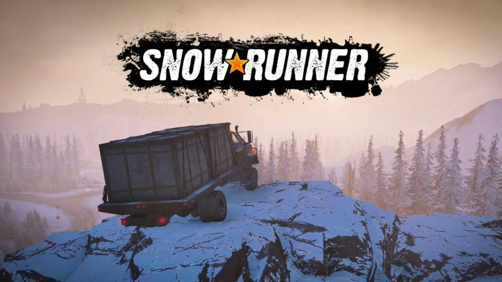 سیو بازی SnowRunner
