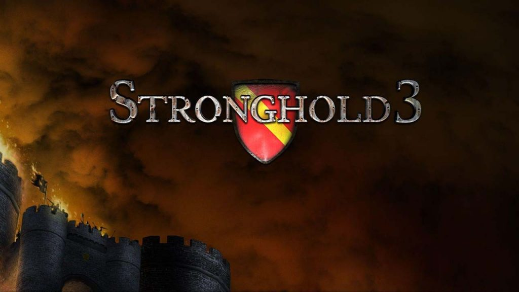 ترینر بازی Stronghold 3