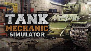 ترینر بازی Tank Mechanic Simulator