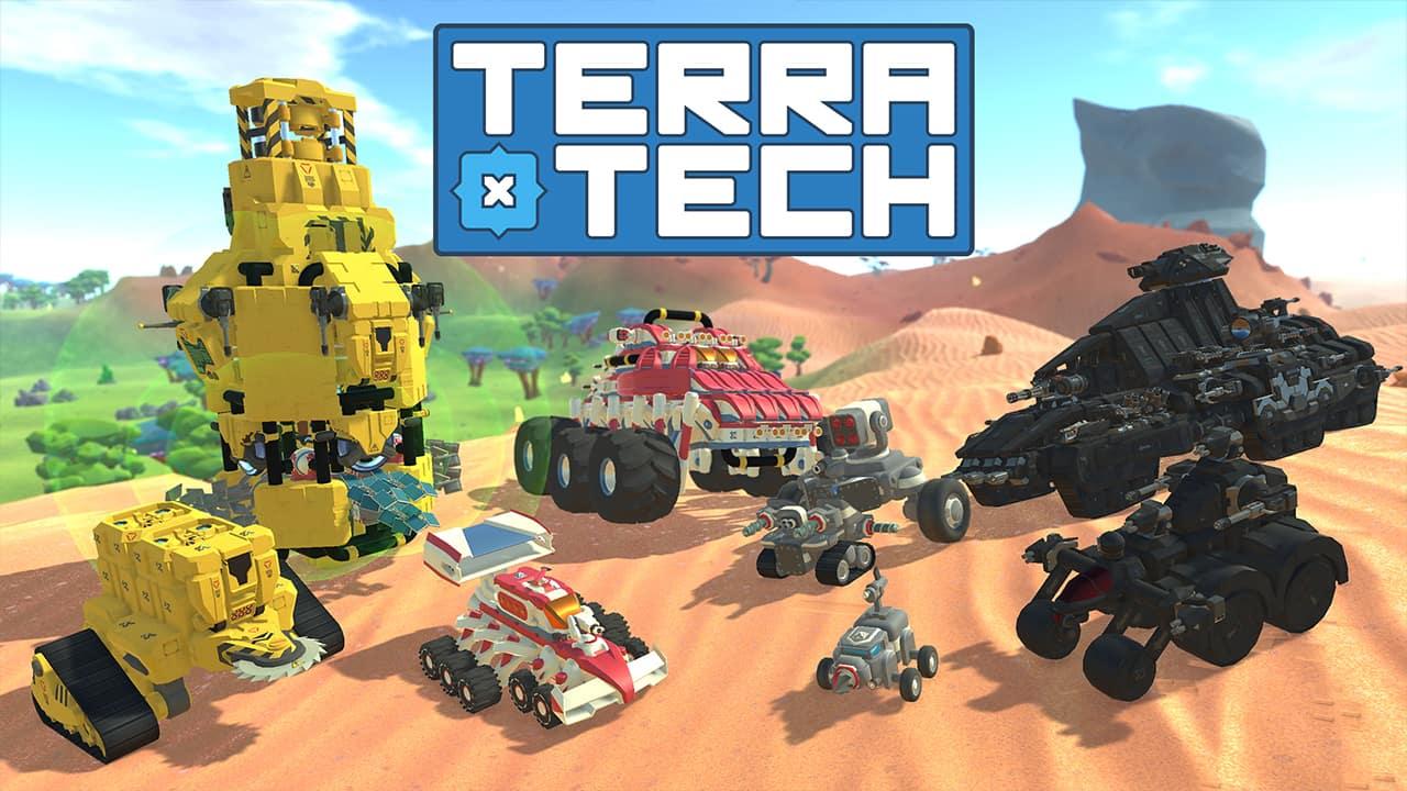 بازی TerraTech برای کامپیوتر