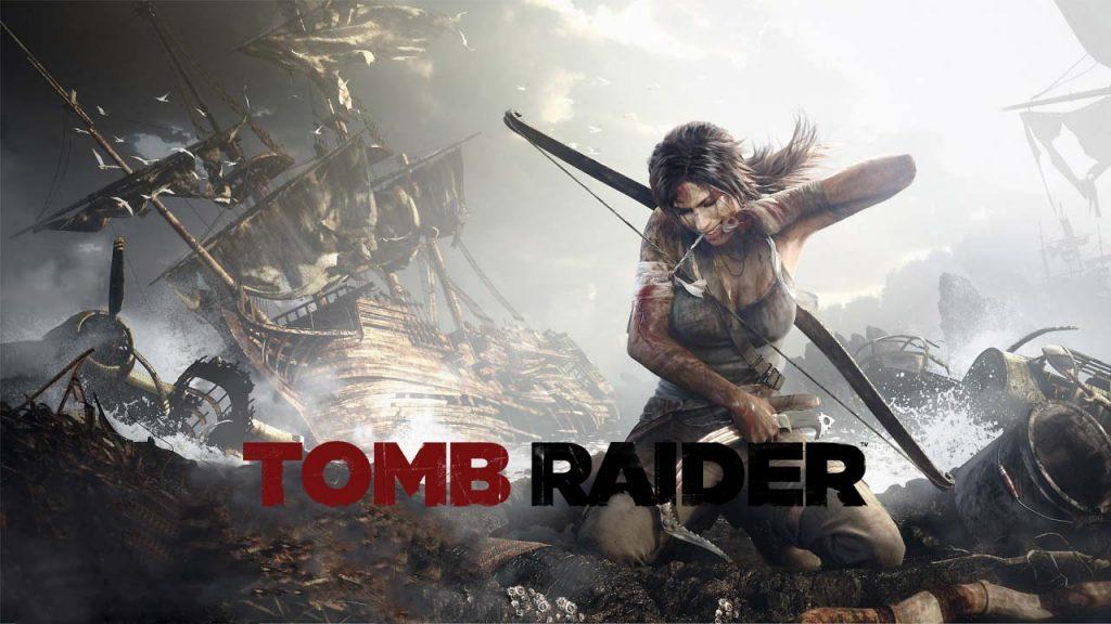 ترینر بازی Tomb Raider
