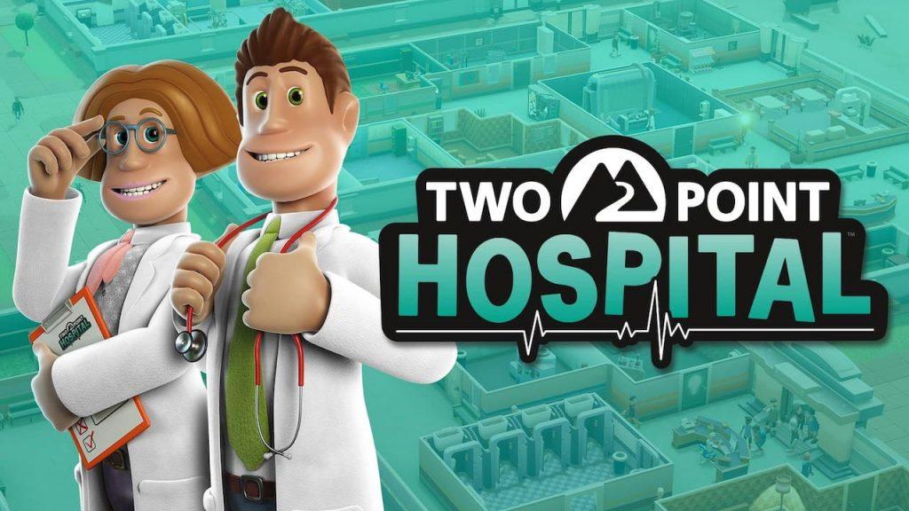 ترینر بازی Two Point Hospital